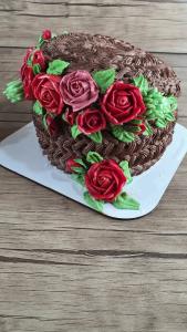 کیک سبد